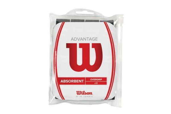 Wilson Advantage Overgrip (12pcs)